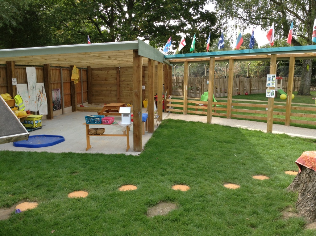 Preschool Garden
