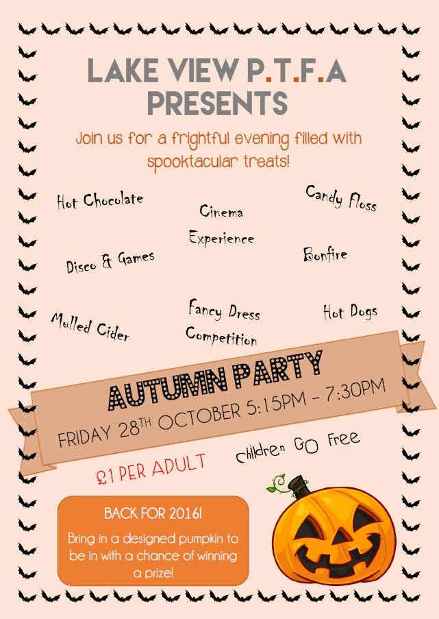 Autumn Party 2016